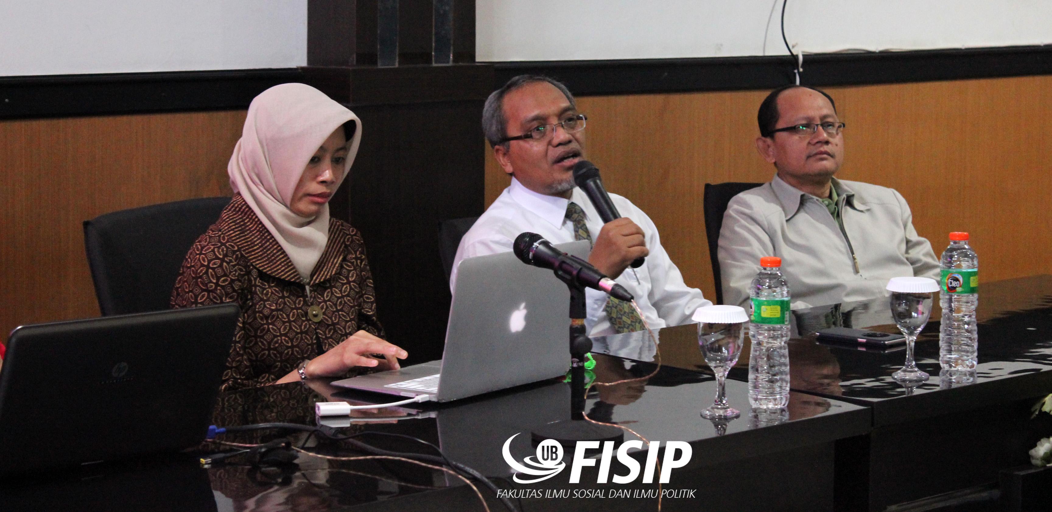 Fisip Undip Eratkan Persaudaraan Dengan Fisip Ub Fakultas Ilmu