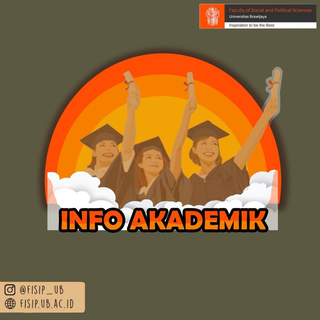 (Indonesia) Pengumuman Pelaksanaan Wisuda Daring Periode III dan IV Tahun Akademik 2020/2021 dan Pendistribusian Toga