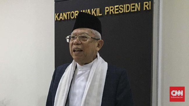 (Indonesia) Ma'ruf Amin: Islamophobia Harus Dilawan